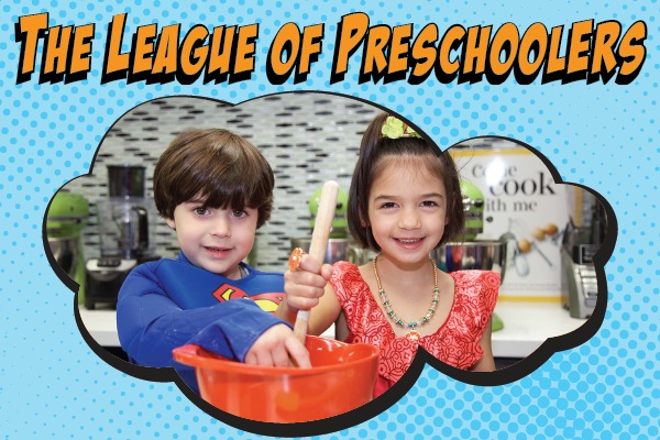 The League of Preschoolers